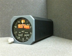 2594620-905, BAROMETRIC ALTITUDE INDICATOR, OVERHAULED BY B&G INSTRUMENTS WITH A FRESH 8130-3 TAG, 18 MONTH WARRANTY, IN STOCK AND READY TO GO!, B&G Instruments is a 145 FAA repair station No.LR4R346M, in business since 1982.