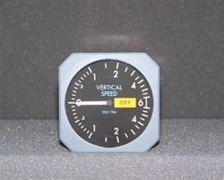 4039893-903, VERTICAL SPEED INDICATOR, S231T102-2, OVERHAULED BY B&G INSTRUMENTS WITH A FRESH 8130-3 TAG AND 18 MONT WARRANTY, IN STOCK AND READY TO GO!