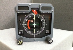 777-1083-001, (B747)- HORIZONTAL SITUATION INDICATOR, FRESH 8130-3 TAG BY B&G INSTRUMENTS AND 18 MONTH WARRANTY, TRACE TO DELTA AIRLINES, 