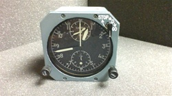 88000-4102, CLOCK, OVERHAULED WITH A FRESH 8130-3 TAG, 18 MONTH WARRANTY, OUTRIGHT OR EXCHANGE AVAILABLE