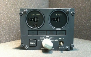 407857, CONTROL PANEL , IND, OVERHAULED, FRESH 8130-3 TAG, OUTRIGHT OR EXCHANGE AVAILABLE, 18 MONTH WARRANTY; Since 1982 B & G Instruments, Inc. has been committed to the highest standard of aircraft and flight simulator instrument and accessory service