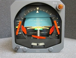 772-5005-005, (329B-8J) FLIGHT DIRECTOR INDICATOR, OVERHAULED, FRESH 8130-3 TAG, READY TO GO!; 18 MONTH WARRANTY; OUTRIGHT OR EXCHANGE AVAILABLE. Since 1982 B & G Instruments, Inc. has been committed to the highest standard of aircraft and flight simulato
