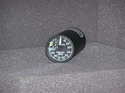 8DJ81LWT4, TACHOMETER INDICATOR, OVERHAULED BY B&G INSTRUMENTS, FRESH TAG, 18 MONTH WARRANTY